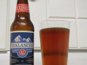 Breckenridge Avalanche Ale