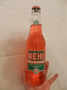 Peach Nehi Soda