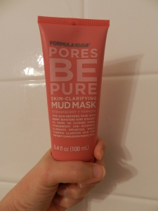 Pores Be Pure Skin Clarifying Mud Mask by Formula 10.0.6