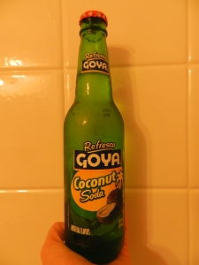 Refresco Goya Coconut Soda