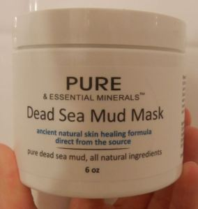 Pure & Essential Minerals Dead Sea Mud Mask