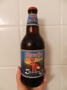 Sprecher Strawberry Soda