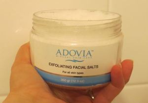 Adovia Exfoliating Facial Salts