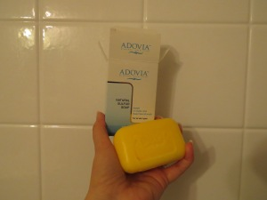 Adovia Natural Sulfur Soap