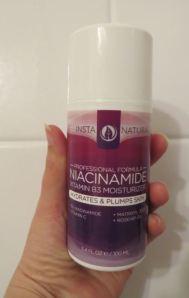 InstaNatural Niacinamide Vitamin B3 Moisturizer