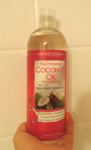 Pure Body Naturals Fractionated Coconut Oil